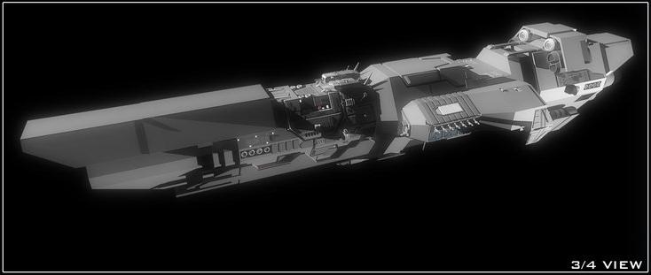Falling-Star class Escort-Carrier