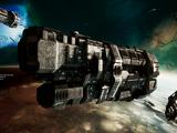 Thanatos-class heavy battleship