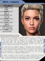 Bodark Psyche Profile