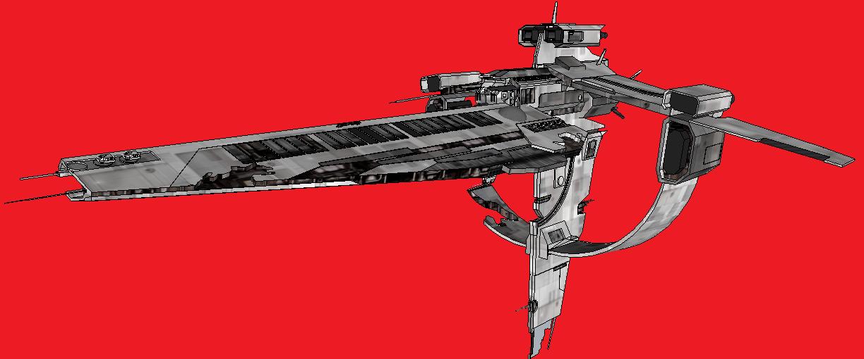 Falcon-class Frigate