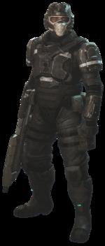 MJOLNIR Powered Assault Armor/Sentry