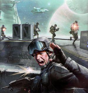 Interplanetary Wars (CC)