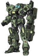 Mark II Exoskeleton