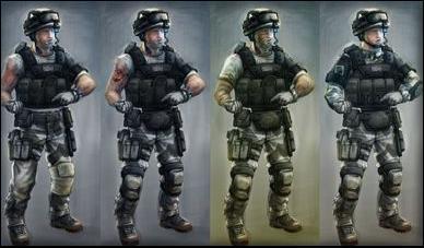 Colonial Militia Utility Uniform