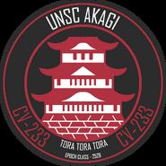 CV-233 UNSC Akagi