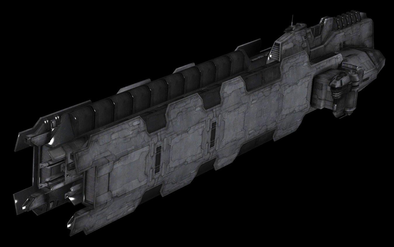 Rivia-class Frigate