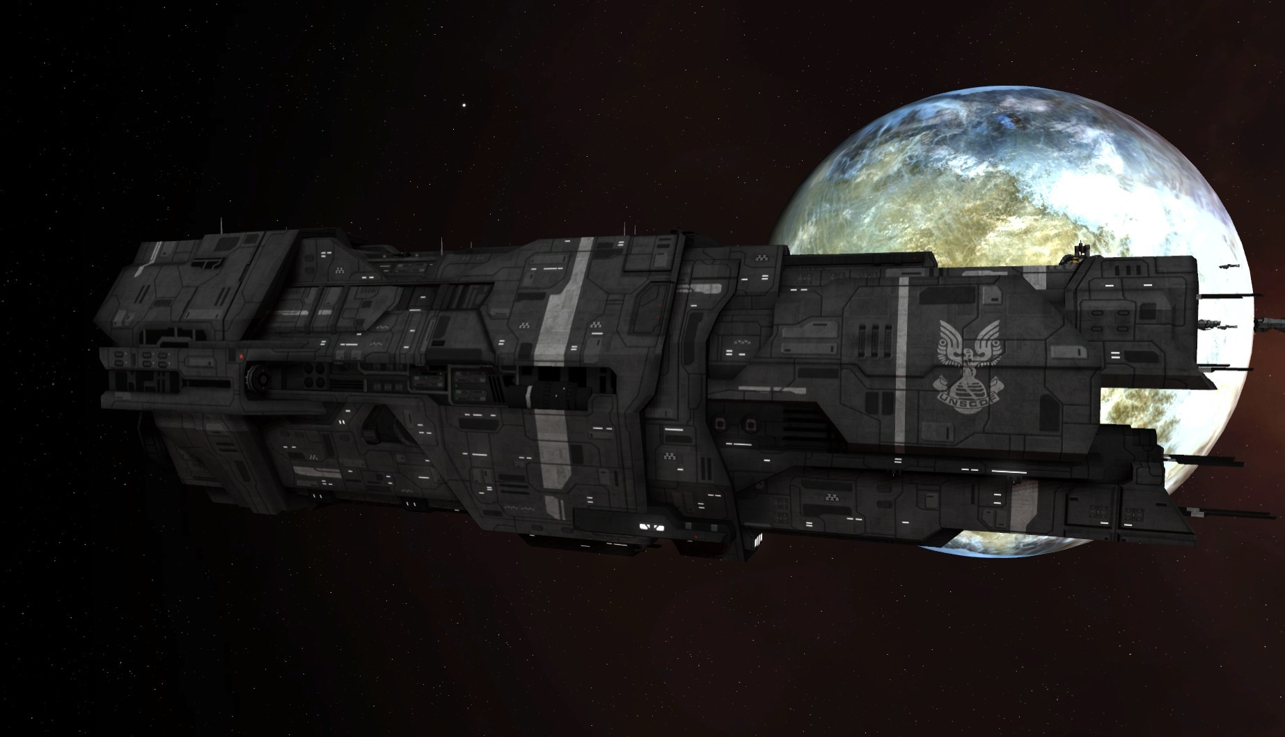 UNSC Blood of Kings
