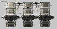 SpaceStation Model B front