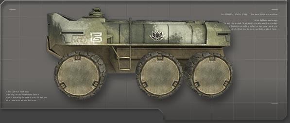 Armoured Personnel Carrier-VI Dauntless