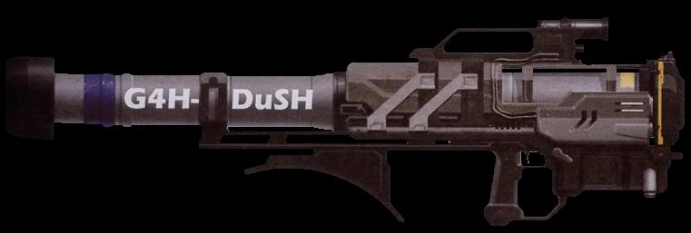 G4H Anti-Vehicle/Infantry Rocket Launcher
