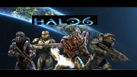 Halo 6 Infinite Trailer 2 Official HALO 6