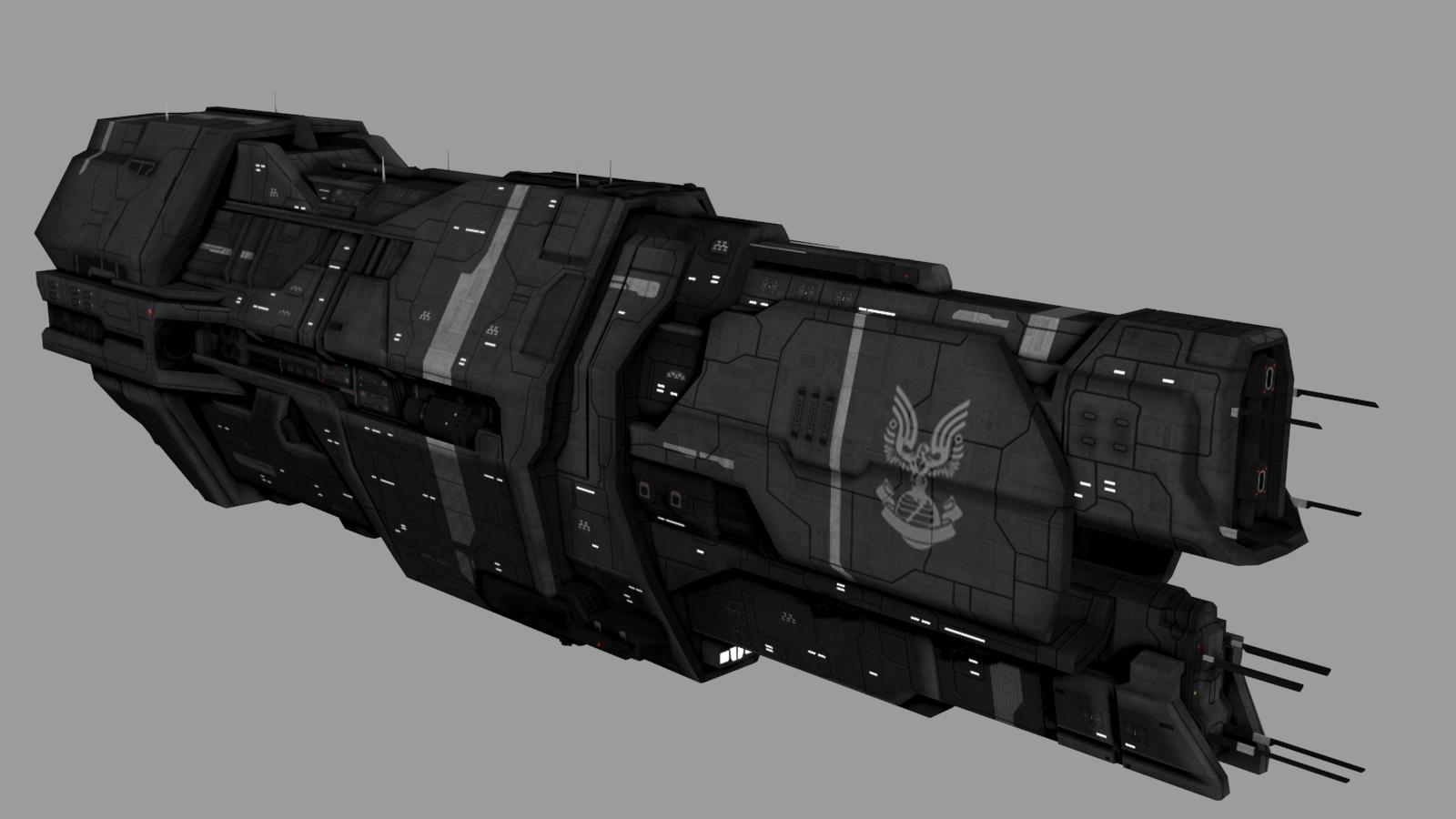 Athena-class Command Cruiser