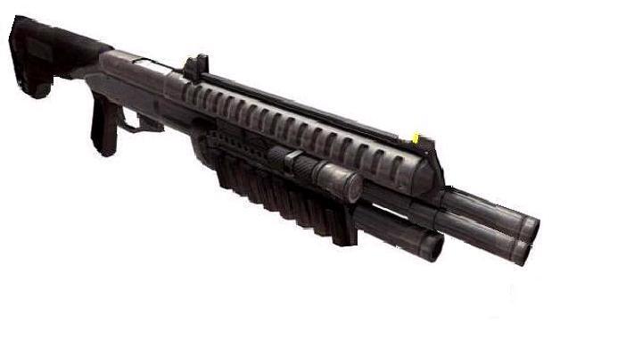 Cool Shotgun image, anyone want?