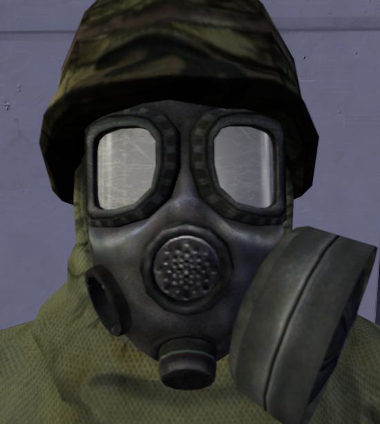 M78 Gas Mask