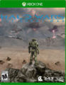 Halo Wars - The Great War Xbox One game cover M