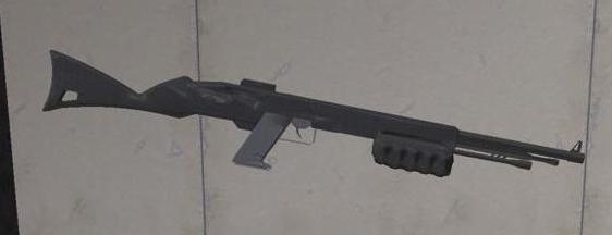 C58 Phoenix Shotgun
