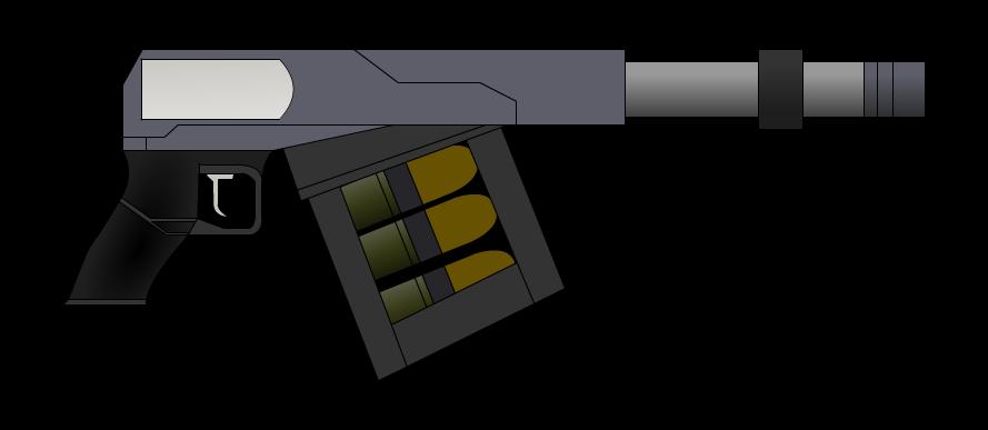 M26 Grenade Launcher Module