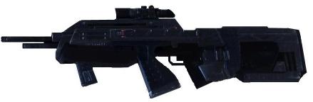 BR55HG SAW/IC Battle Rifle
