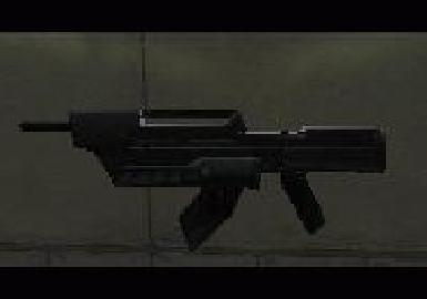 MA2B Assault Rifle