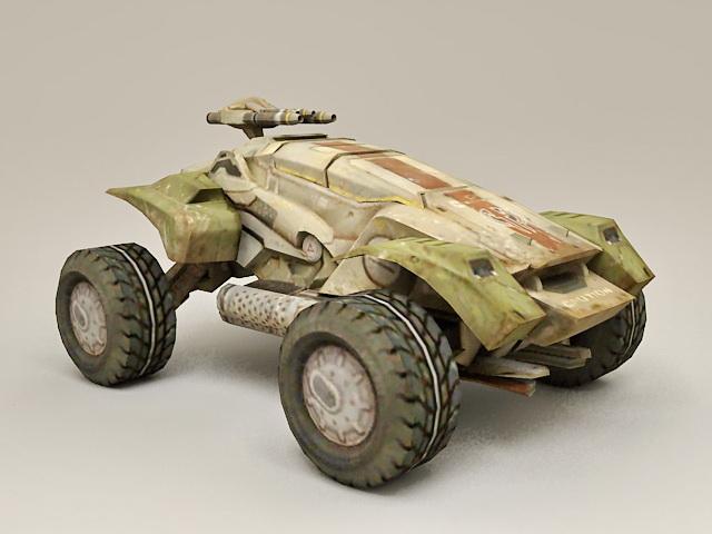 M874 Leopard Armored Reconnaissance Vehicle