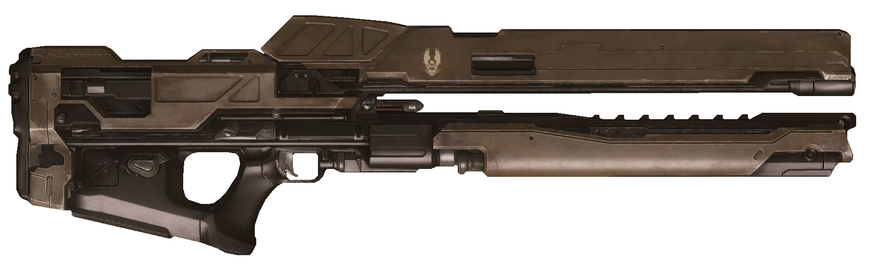 M921 Asymmetric Recoilless Carbine