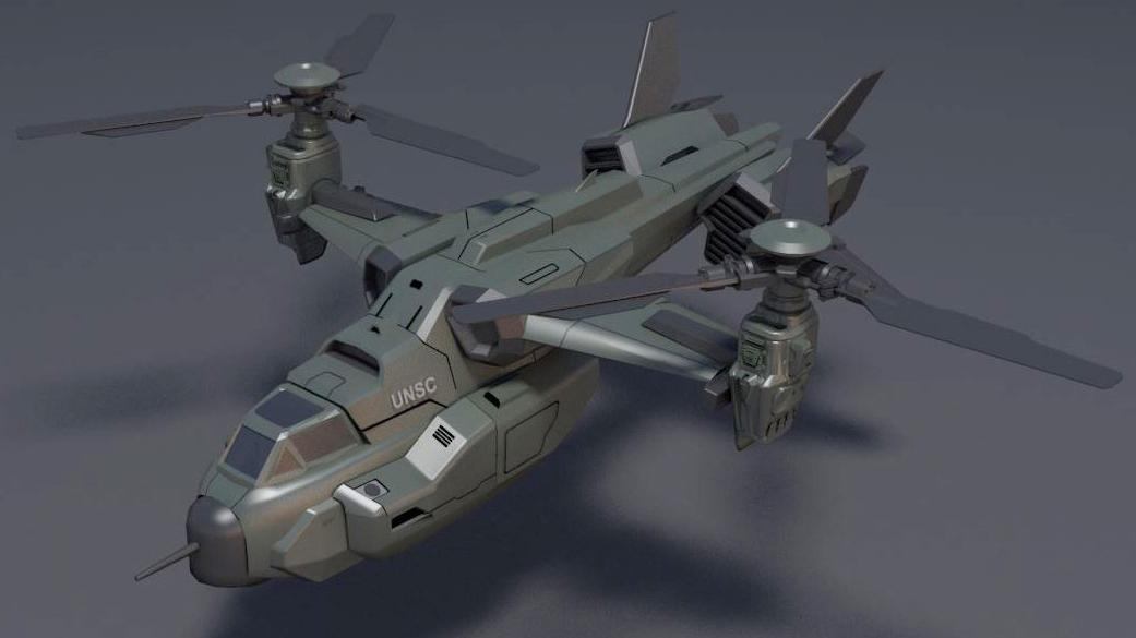 AV-45 Black Tyrant