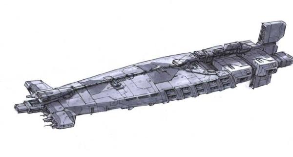 Venus-class Torpedo Frigate