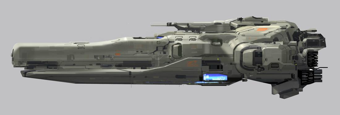 Vanguard-class Light Frigate