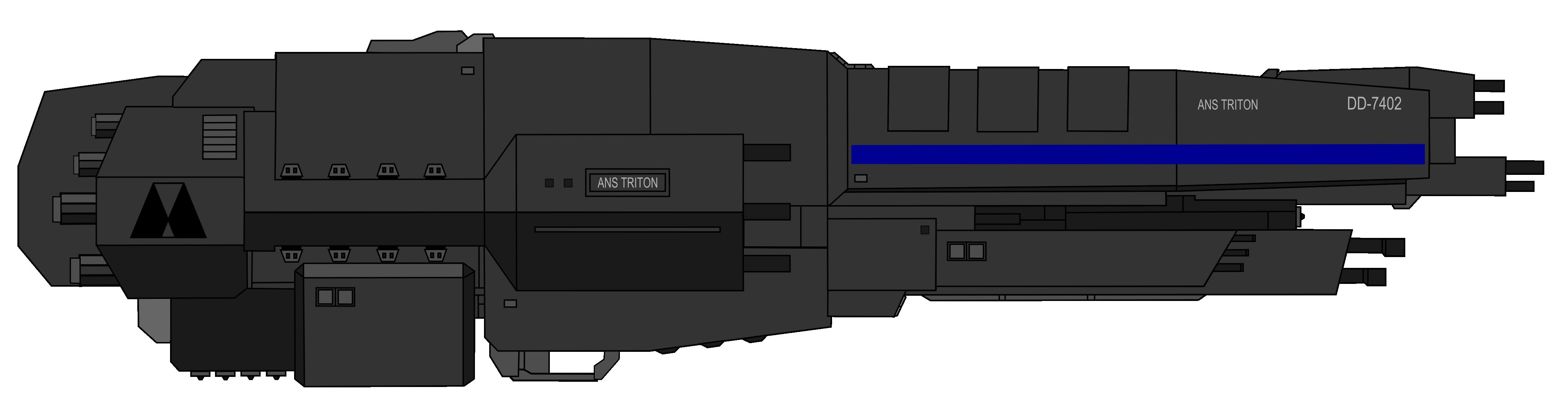 Triton-class destroyer