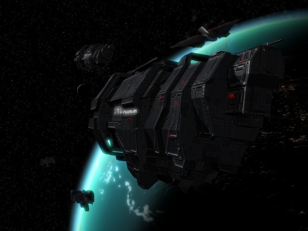 UNSC 14th Nomad Fleet
