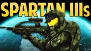 Halo Lore - History Of Spartan III Project