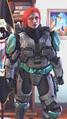 Spartan Natalia Ivankov (No Helmet)