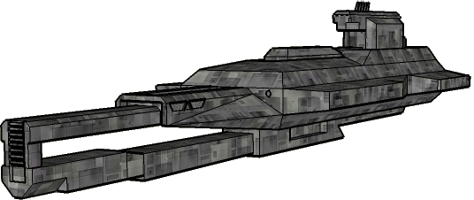 Trekker-class Cargo Ship