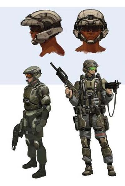 M4A2 Body Armour