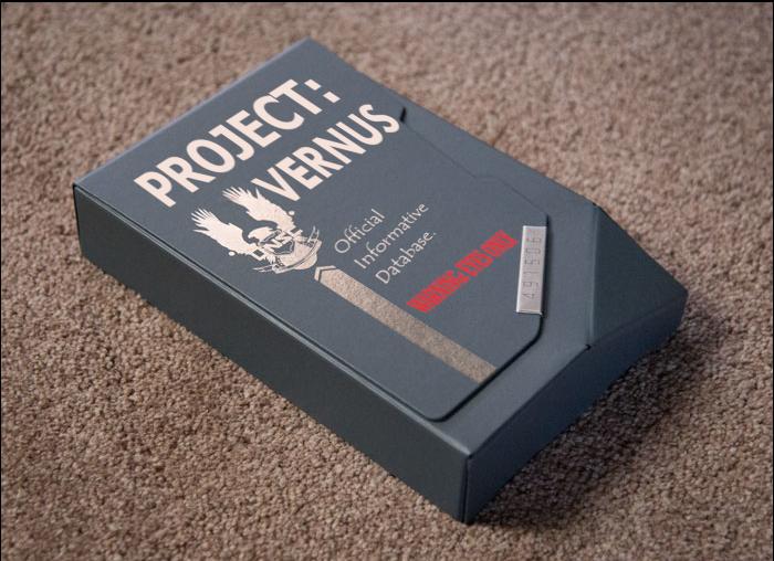 Project VERNUS