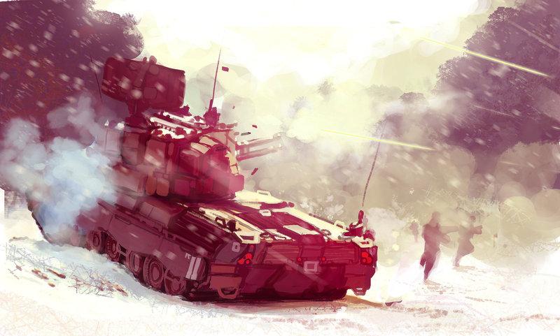 Fleet Marine Force, Taradia
