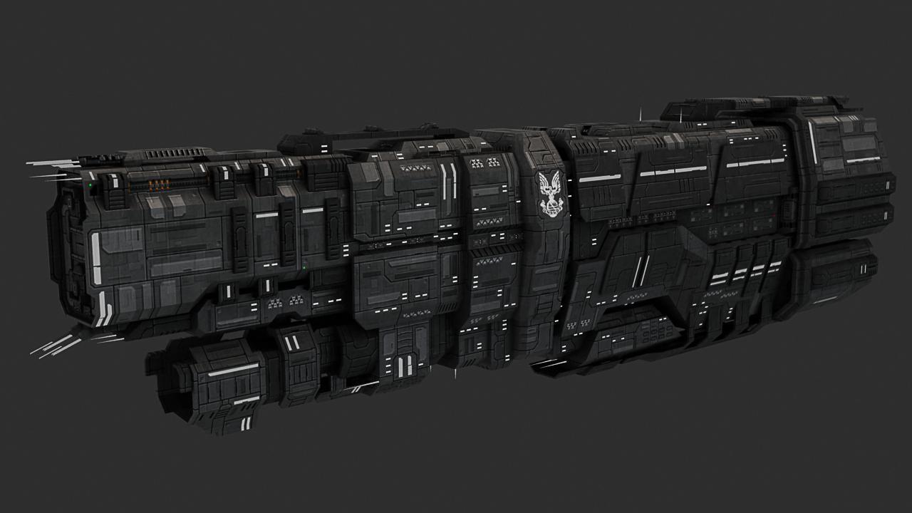 Hades-class heavy cruiser