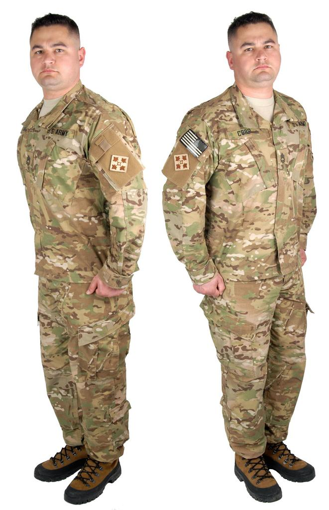 UNSCDF Ground Combat Uniform