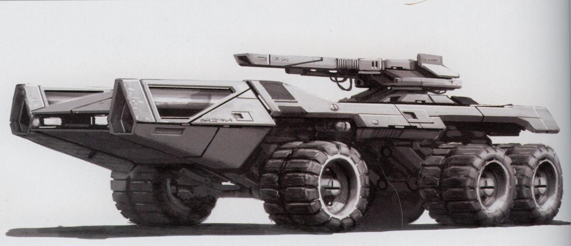 Anti Vehicle Platform-I Liberator