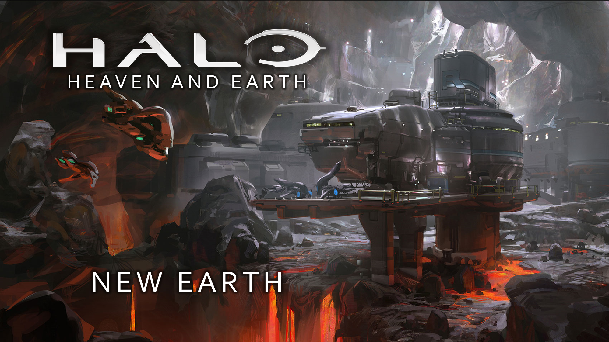 Halo: Heaven and Earth/Book Two: New Earth