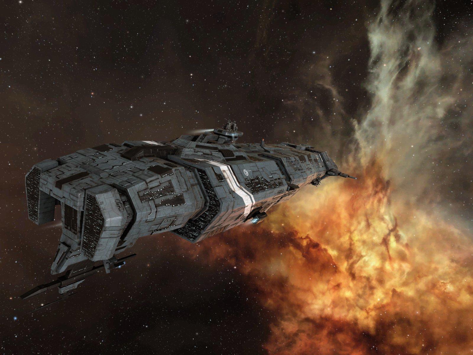 Cavalier-class Fast Battleship