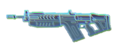 VK78 tactical rifle