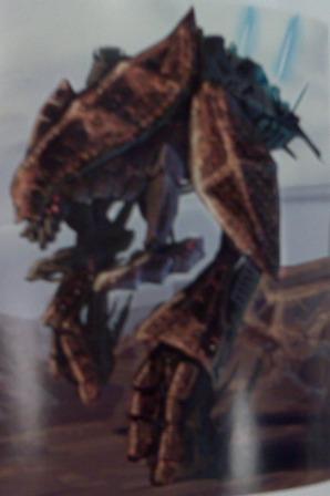 Berserker Assault Armor