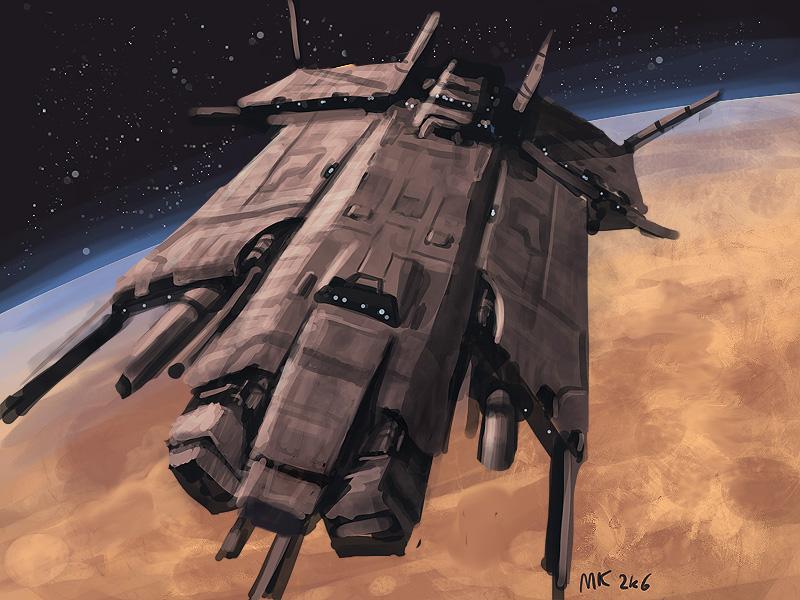 Mammoth-class Destroyer