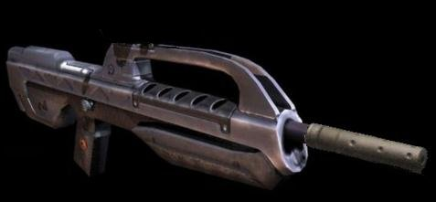 BR55CW SA Battle Rifle