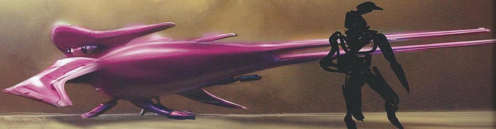 Asura-class Assault Shuttle