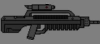 MA4D ICWS Assault Rifle