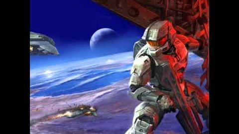 Halo Unreleased Tracks - Halo 2 - Cairo Station Under Attack