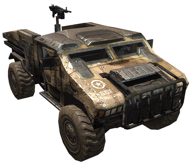 M14-X Caracal Light Reconnaissance Vehicle