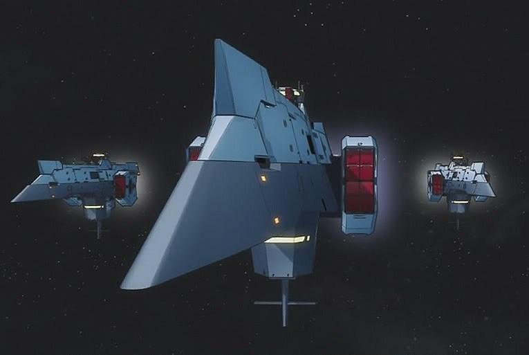 Diviner-class Mobile Suit Battleship